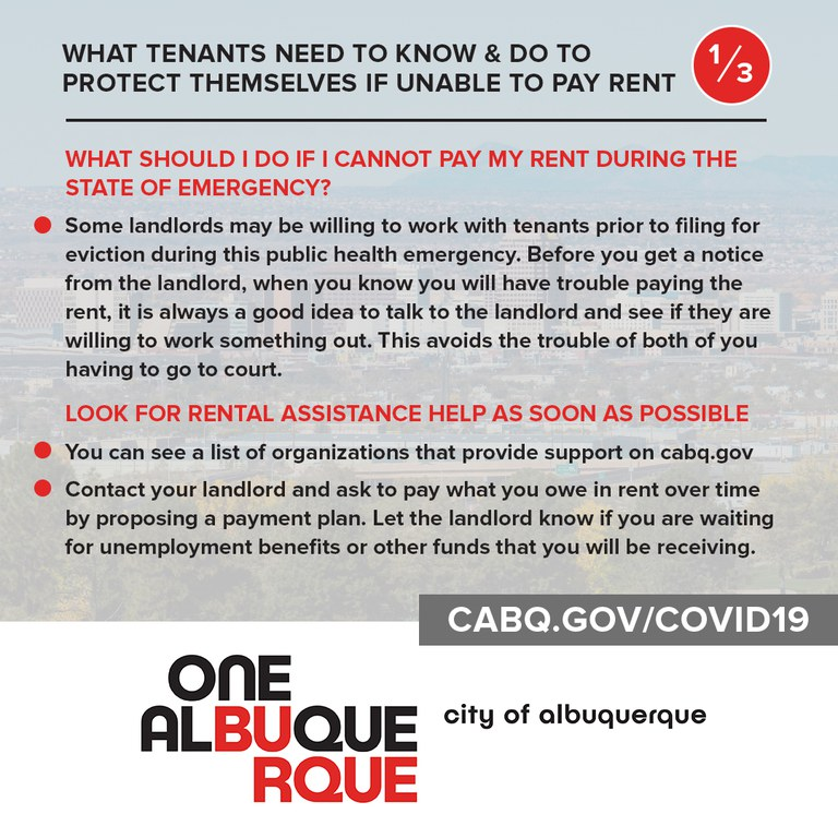 Tenant Protections Graphic