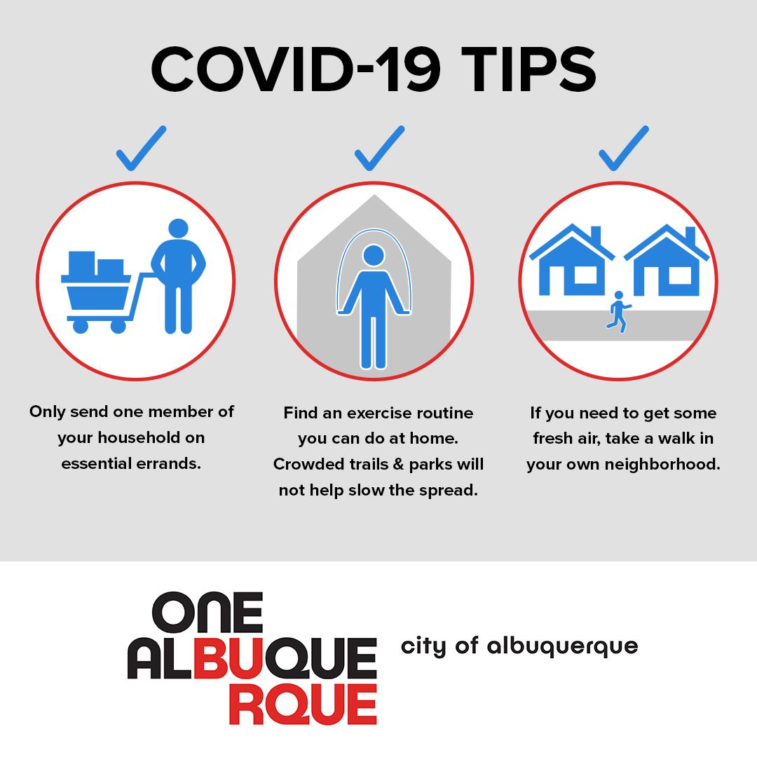COVID-19 Tips Instagram