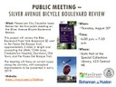Public Meeting: Silver Avenue Bicycle Boulevard Review, Yale Boulevard to Paseo Del Bosque Trail