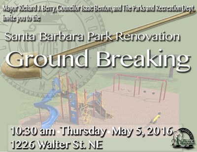 Santa Barbara Park Groundbreaking