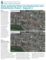 Water Authority Water Line Replacement and Rehabilitation Project - Segment 2