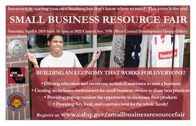 Small Business Resource Fair