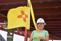 'Topping Out' Ceremony Highlights Route 66 Visitors Center Construction