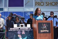 Albuquerque Isotopes and City Council President Klarissa Peña Announce Lowrider Culture to be Celebrated at Sunday's Mariachis Game