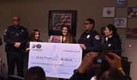 APD Lowrider Mural Art Contest Winner is Kaylyn Flores