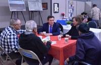 City Councilors Host Veterans Appreciation Breakfast