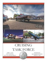 Cruising Task Force Releases Report