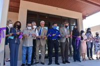 Mayor Keller, Councilor Peña, and Local Leaders Unveil the New South Valley Respite Center