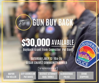 Gun Buy-Back Event