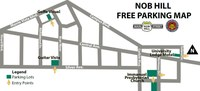City, Merchants Partner to Announce 100 New Parking Spaces for Retail in Nob Hill