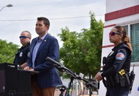 Councilor Davis Partners with APD to Expand Bicycle Patrols in Southeast