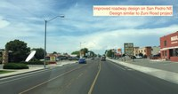 Dangerous Albuquerque Road to Get Major Facelift with Road Improvements
