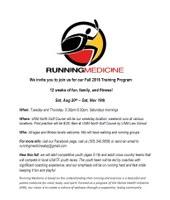 Join Running Medicine