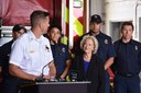 Albuquerque Fire Station Receives Life Saving Equipment and Updates with Funding From Councilor Trudy Jones