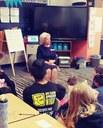 City Councilor Trudy Jones Visits John Baker Elementary School