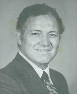 Councilor Ray Baca