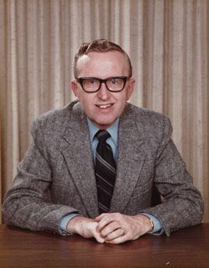 Councilor Thomas Hoover