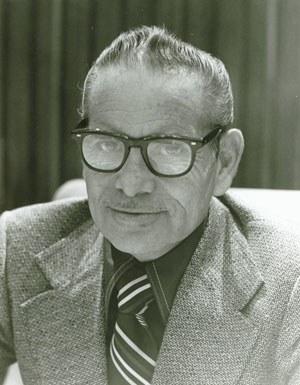 Councilor Mel Aragon