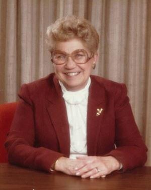 Councilor Fran Hill