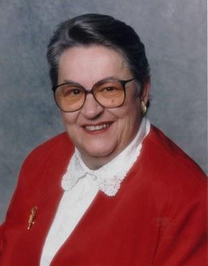 Councilor Ruth Adams