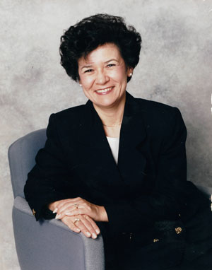 Councilor Vickie Perea
