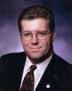 Councilor Mike McEntee