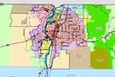 Bernco & CABQ Comp Plan Areas