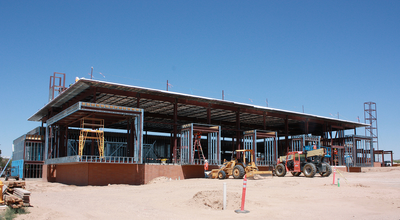 caption:HB Photo of the Construction of the library