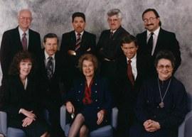 City Council 91-93 Term