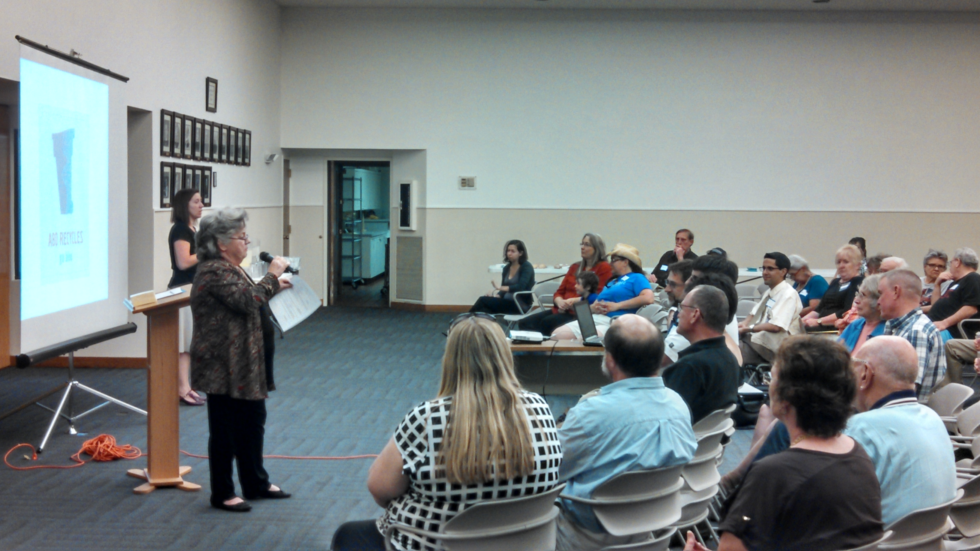 District 7 Town Hall