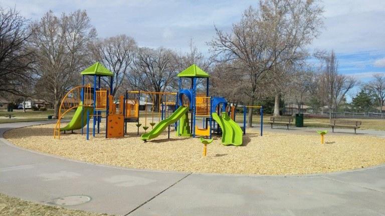 Hoffman Park Revitalization Image