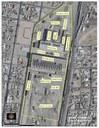 Rail Yards Aerial