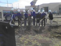 North Domingo Baca Groundbreaking