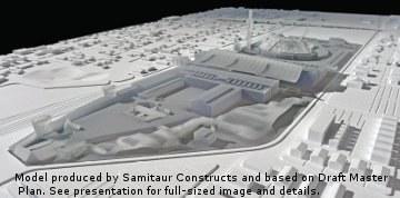 Draft Rail Yards Model