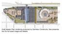 Rail Yards Master Plan Rendering