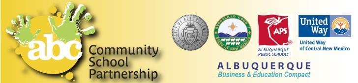 ABC Community Schools Banner