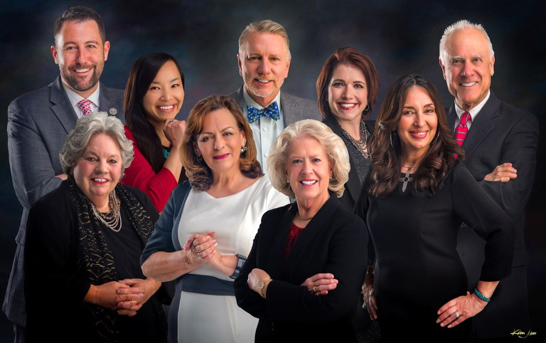 ABQ City Council Group(red)