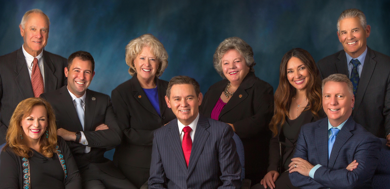 2018 Council Group Photo
