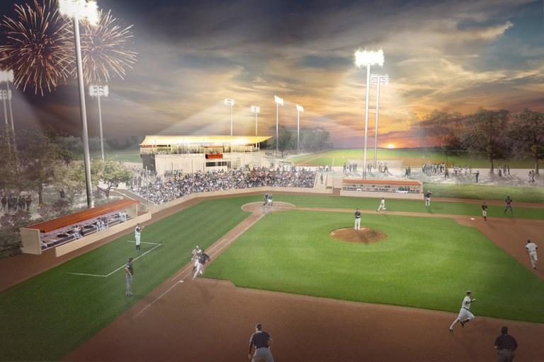 ABQ baseball rendering