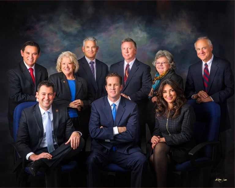 22nd City Council Group Photo