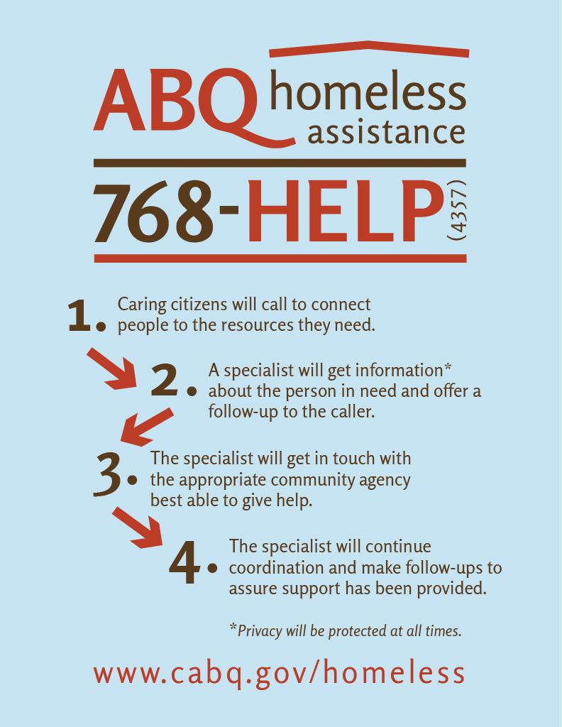 768-HELP Infographic