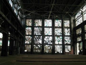 Machine Shop Windows