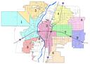 City Council Image Map