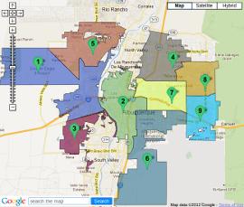 Council District Map Thumbnail