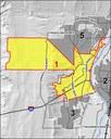 Council District 1 Map