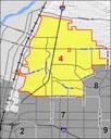 Council District 4 Map