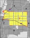 Council 7 District Map