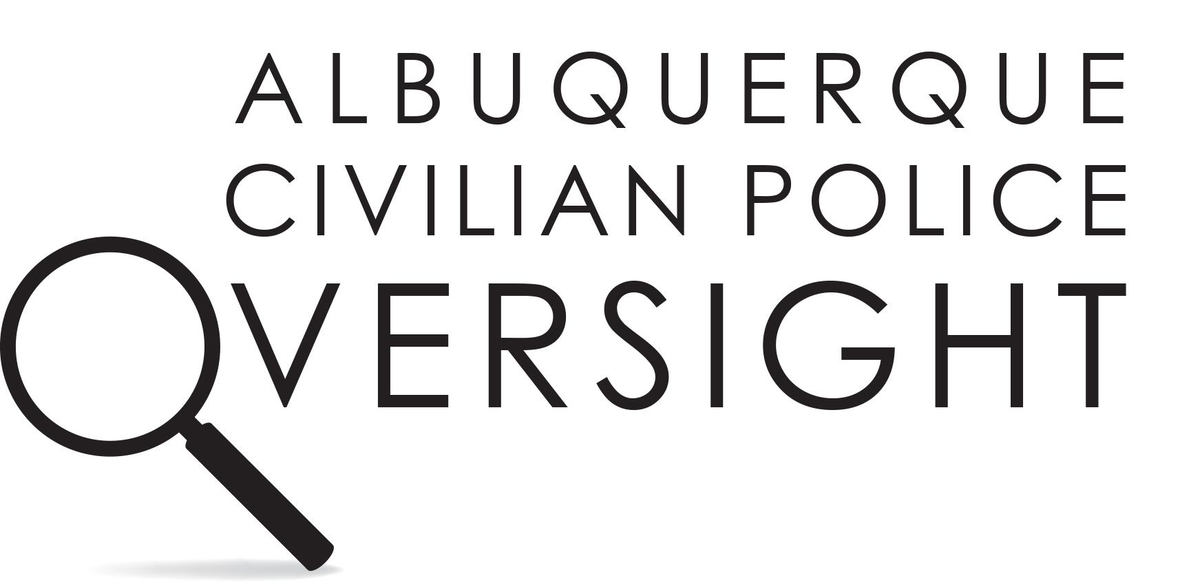 Civilian Police Oversight Agency logo.