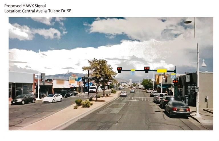 Davis Crosswalk 1