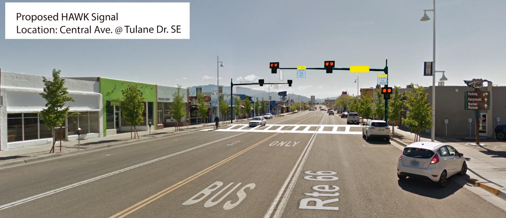 Davis Crosswalk 3